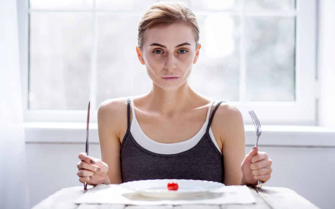 Le poids de l'oubli dans l'anorexie