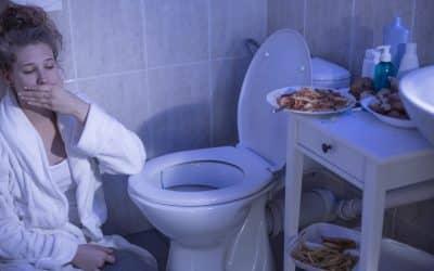 Les crises de boulimie