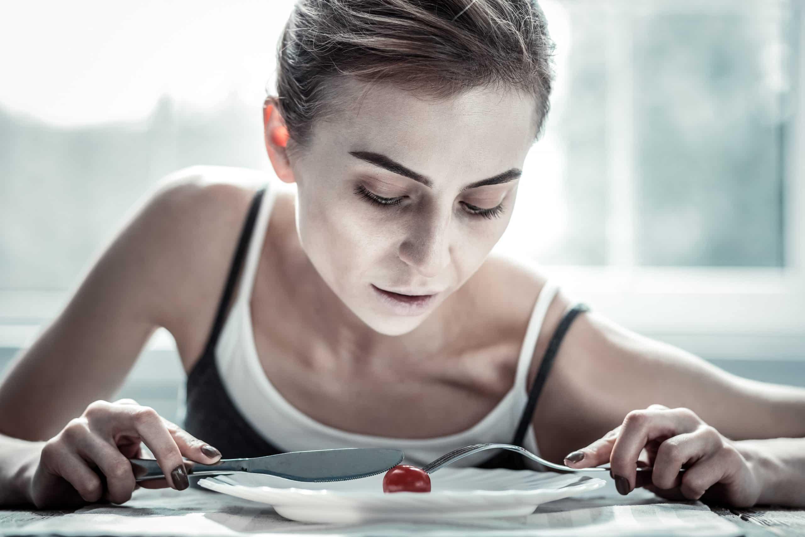 Anorexie, l'angoisse de la nourriture